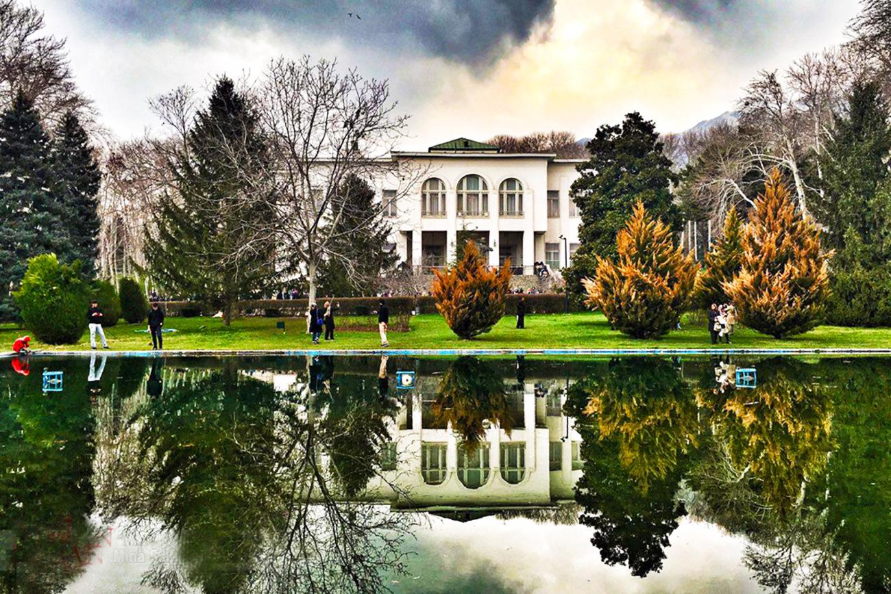 مجموعه تاریخی و فرهنگی سعدآباد از فردا باز میشود.
