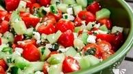 عوارض مصرف گوجه فرنگی با خیار + جزئیات