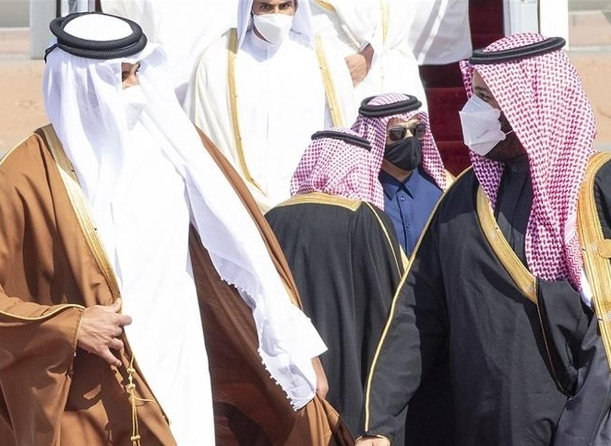 چرا عربستان تمام شرط هایش را کنار گذاشت و با عجله توافق صلح با قطر را امضا کرد؟