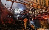 آتش سوزی کلینیک سینا اطهر تهران  | حکم  معاون شهردار تهران صادر شد
