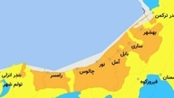 وضعیت کرونایی ۷ شهرستان مازندران زرد شد؛ هیچ نقطهای از استان قرمز نیست