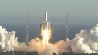 زباله فضایی 18 تنی چین در ساحل آفریقا سقوط کرد