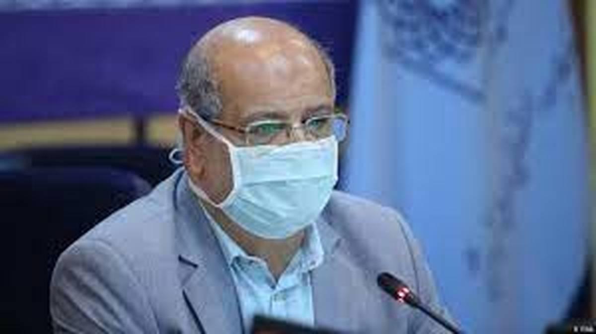 ادامه روند افزایشی کرونا در تهران تا هفته آینده| احداث ۲۱ تخت مگا ICU برای مبتلایان