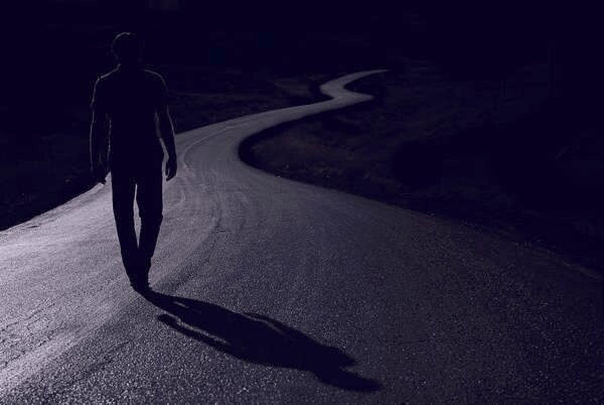 در تاریکی قدم بزنید و مازوت بخورید!
