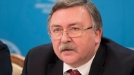 اولیانوف: احیای توافق هستهای در اولویت است