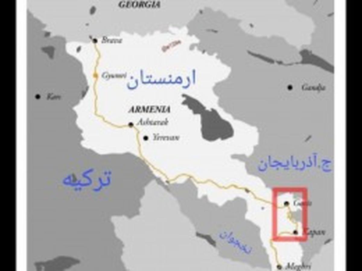 جمهوری اسلامی ایران و بحران  قفقاز جنوبی