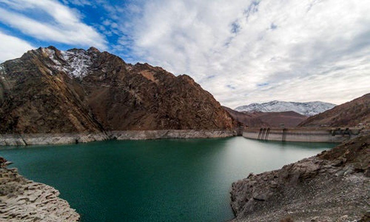نگرانی درخصوص ذخایر آبی سدهای سطح استان تهران