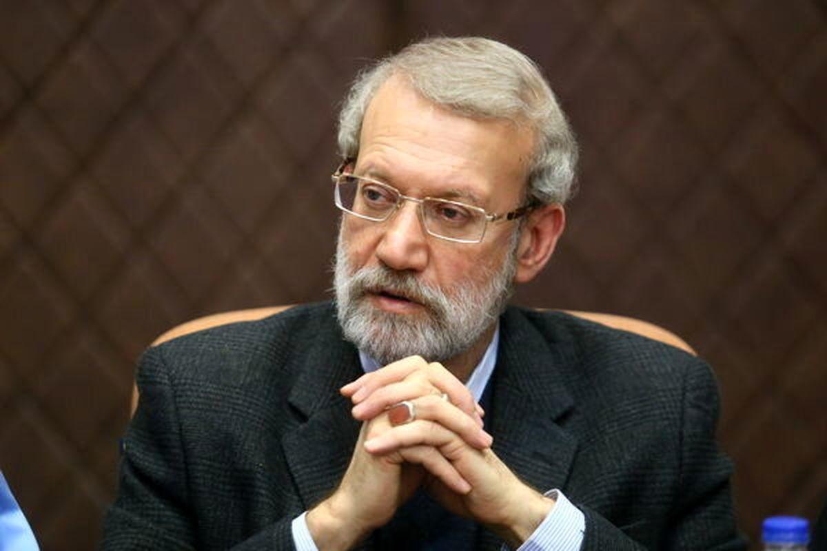 افشاگری لاریجانی درباره وزارت بهداشت   اجازه ورود واکسن را نداد