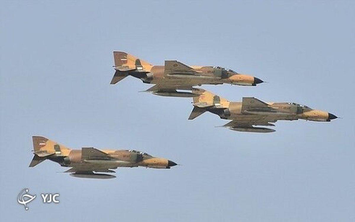نیروی هوایی ارتش  |  رونمایی از گردان سِرّی  نیروی هوایی ارتش