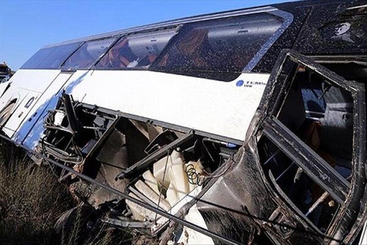 واژگونی اتوبوس در نپال| ۲۸ نفر کشته و ۱۵ تَن زخمی شدند