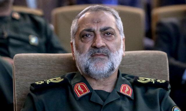 سردار ابوالفضل شکارچی رژیم صهیونیست را رژیم بزدل و کودک کش خواند