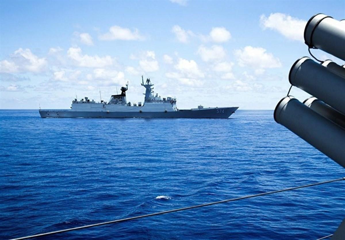 ناو هواپیمابر آمریکایی وارد دریای جنوبی چین شد