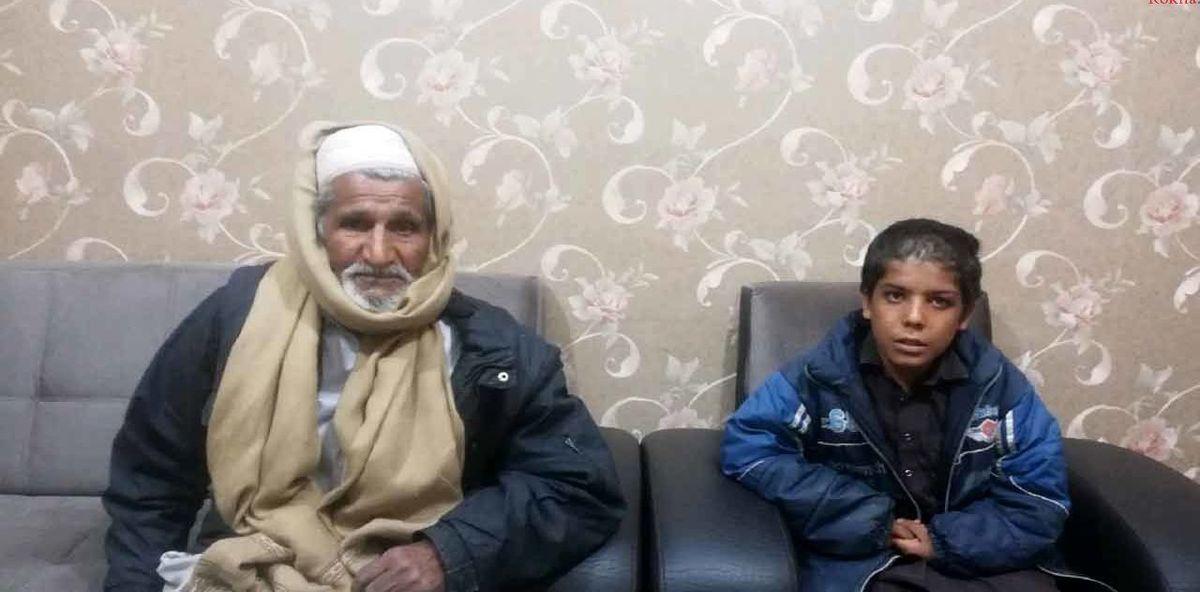 کودک 10ساله که از حمله پلنگ جان سالم به در برد+ عکس| کودک نیک شهری مورد حمله پلنگ قرار گرفت