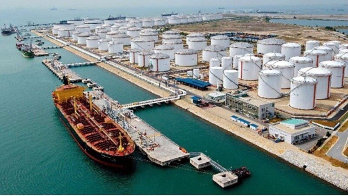 افزایش واردات روزانه نفت چین از ایران