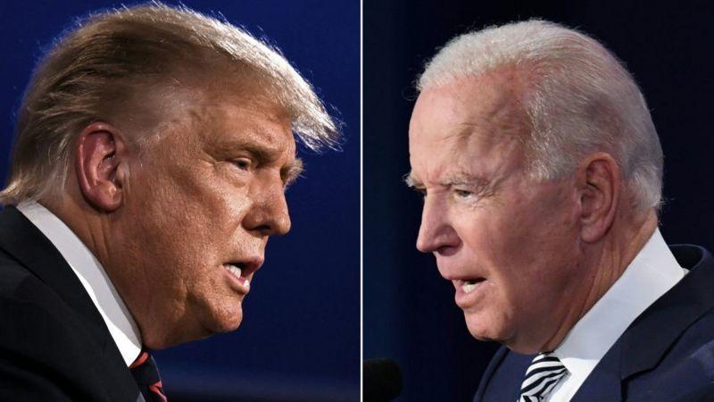دولت ترامپ 'میخواهد رفع تحریمهای ایران در صورت پیروزی جو بایدن را دشوار کند'