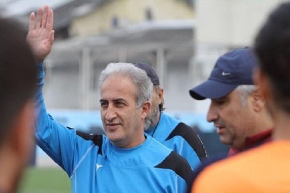 بازی امروز تحت تاثیر گرمای هوای شهر تبریز قرار گرفت