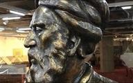 «سردیس فردوسی» در کتابخانه ملی ایران ثبت میشود
