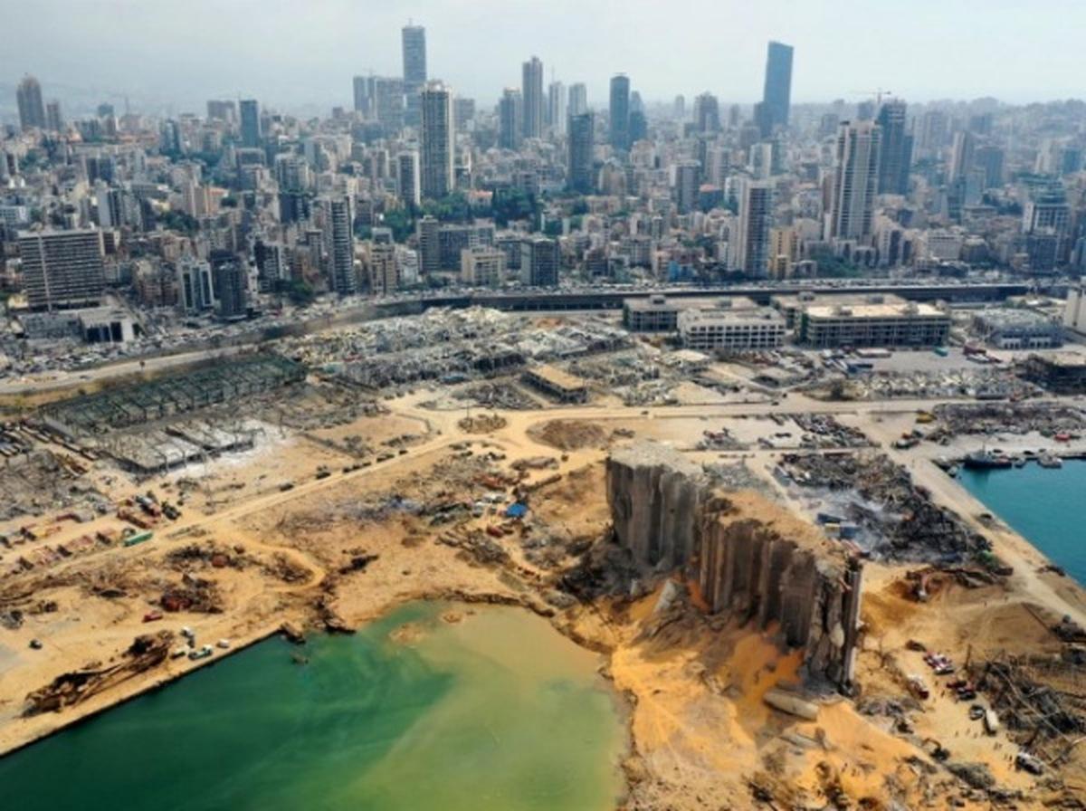 انفجار بندر بیروت وکلاف سردرگم درلبنان