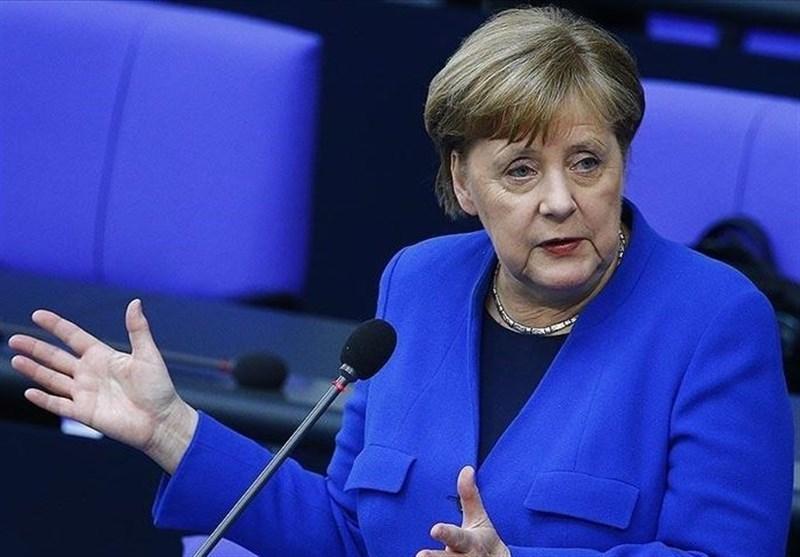 نگرانی مرکل درباره افزایش آمار مبتلایان روزانه در آلمان