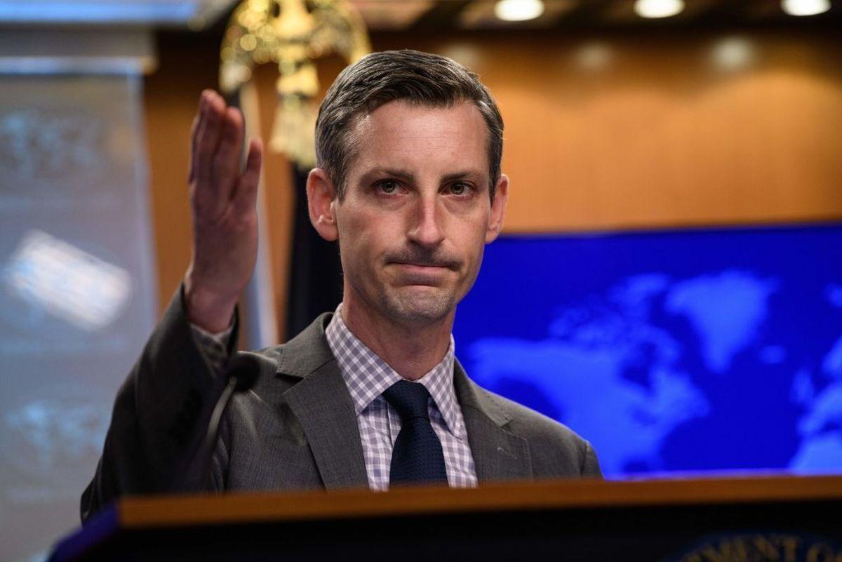 آمریکا: هیچ ارتباطی بین رفع تحریم ۳ مقام سابق ایرانی و مذاکرات وین وجود ندارد   وال استریت ژورنال: دولت بایدن وارد کردن یک تکانه به مذاکرات است