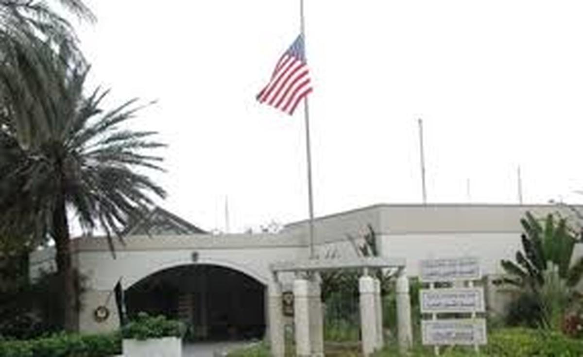 حمله موشکی   |   سفارت آمریکا در بغداد هدف حمله موشکی قرار گرفت