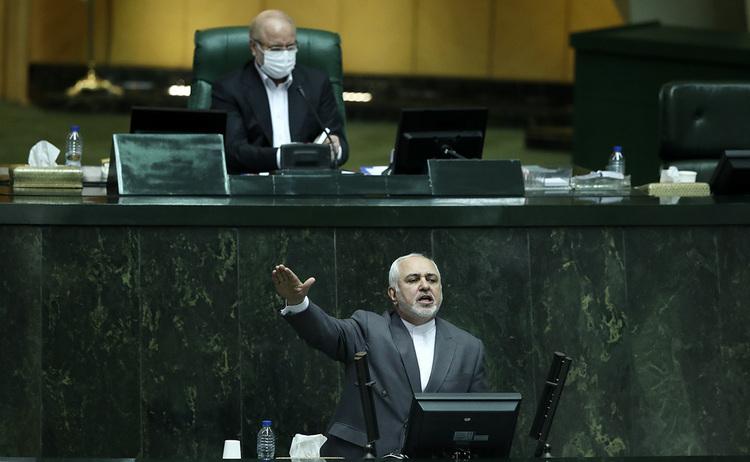محمد جواد ظریف |  کار مجلس یازدهم زار است!