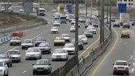 وضعیت جاده ها و راه ها، امروز ۲۷ مهر ۱۴۰۰ | ترافیک سنگین در آزادراه قزوین - کرج - تهران | بارش باران در برخی از جاده های استان اردبیل | تردد روان در مسیرهای شمالی