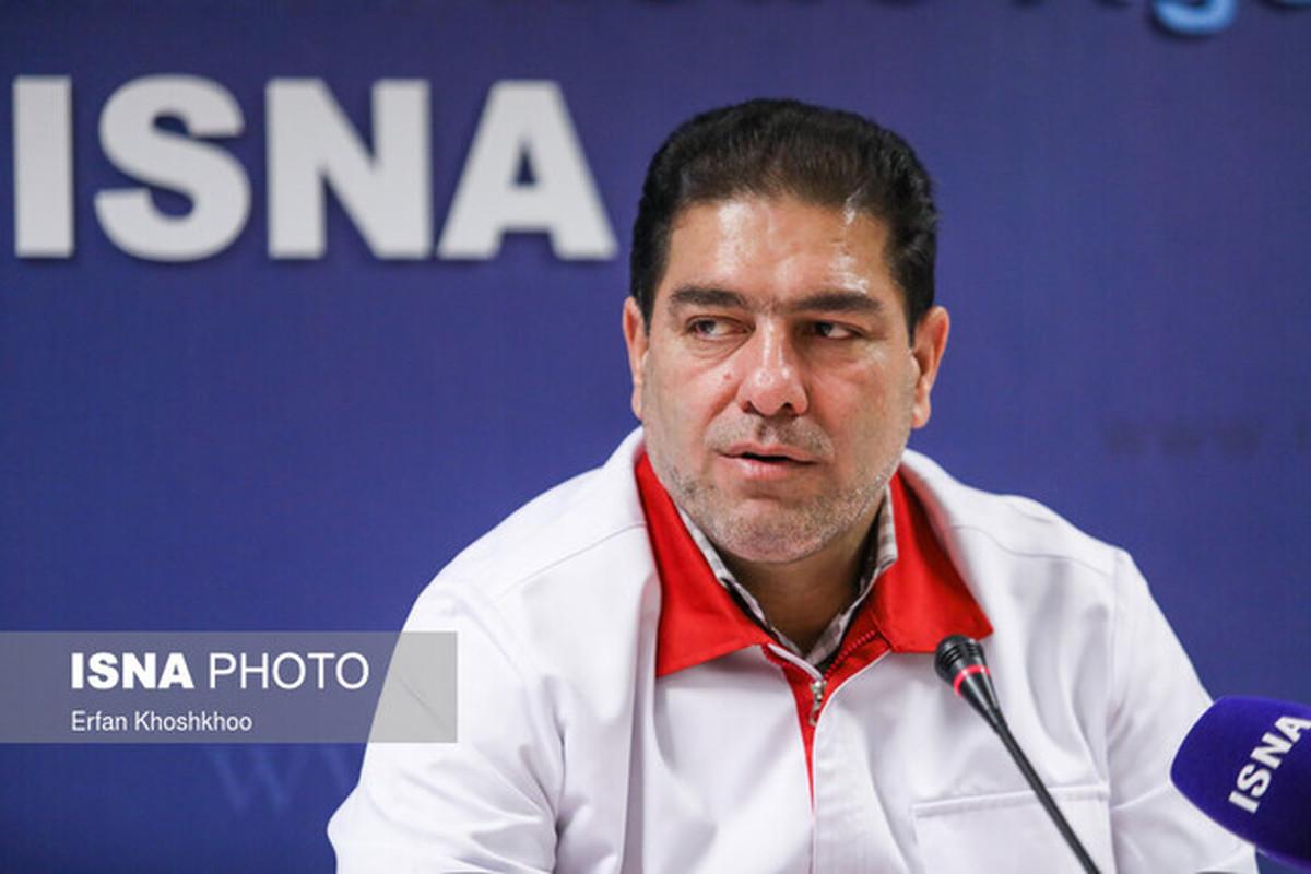 پشتیبانی ۵۰۰ میلیارد تومانی دولت از هلال احمر