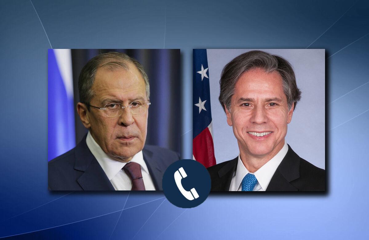 گفت و گوی تلفنی وزیران خارجه روسیه و آمریکا درباره برجام