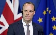 ادعای وزیرخارجه انگلیس در پی راه حلی دیپلماتیک برای «فعالیتهای ثباتزدای ایران در خاورمیانه»