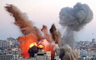 یکشنبه وحشت در فلسطین | خشونتها در غزه وارد هشتمین روز خود شد
