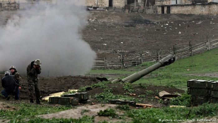 وزیر دفاع دولت خود خوانده قرهباغ زخمی شد | تعیین یک جانشین برای او