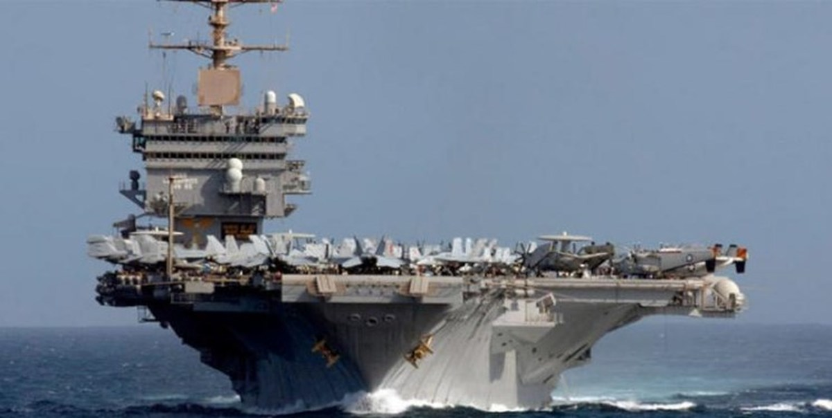 رزمایش دریایی آمریکا، بلژیک، فرانسه و ژاپن در غرب آسیا