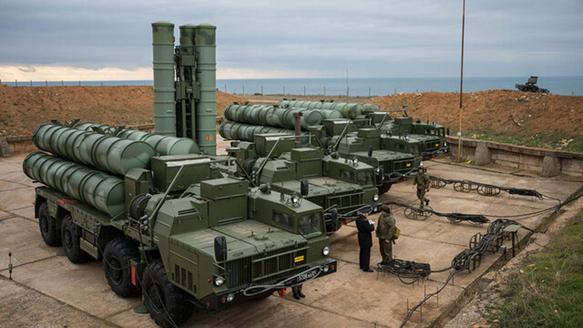 لاوروف: هند همچنان به توافقاتش برای خرید اس-۴۰۰ پایبند است