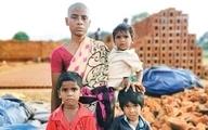 داستان زنی که موهایش را از سَر فقر فروخت