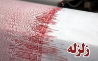 زلزله ۴ ریشتری حوالی کهنوج را لرزاند