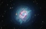 تلسکوپ  | انتشار دو سحابی زیبا با تلسکوپ فضایی هابل