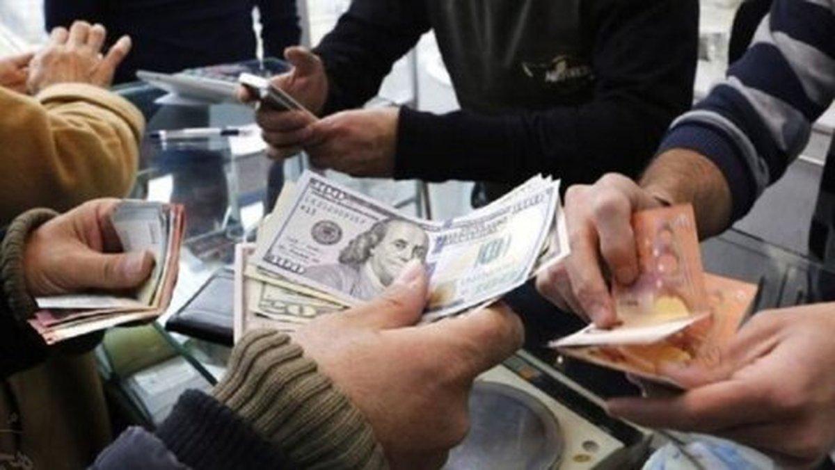 تجارت بزرگ معامله دلار و ریال ایران در منطقه عراق کردستان