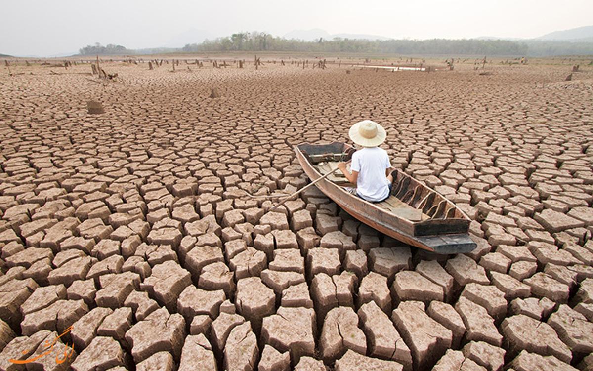 باران نبارید،آب تمام شد!    «۲۰ سال دیگر زندگی در برخی شهرها ممکن نیست»