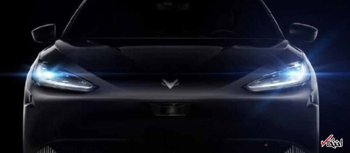 لاکچریترین خودرو الکتریکی چین در روانه بازار +عکس