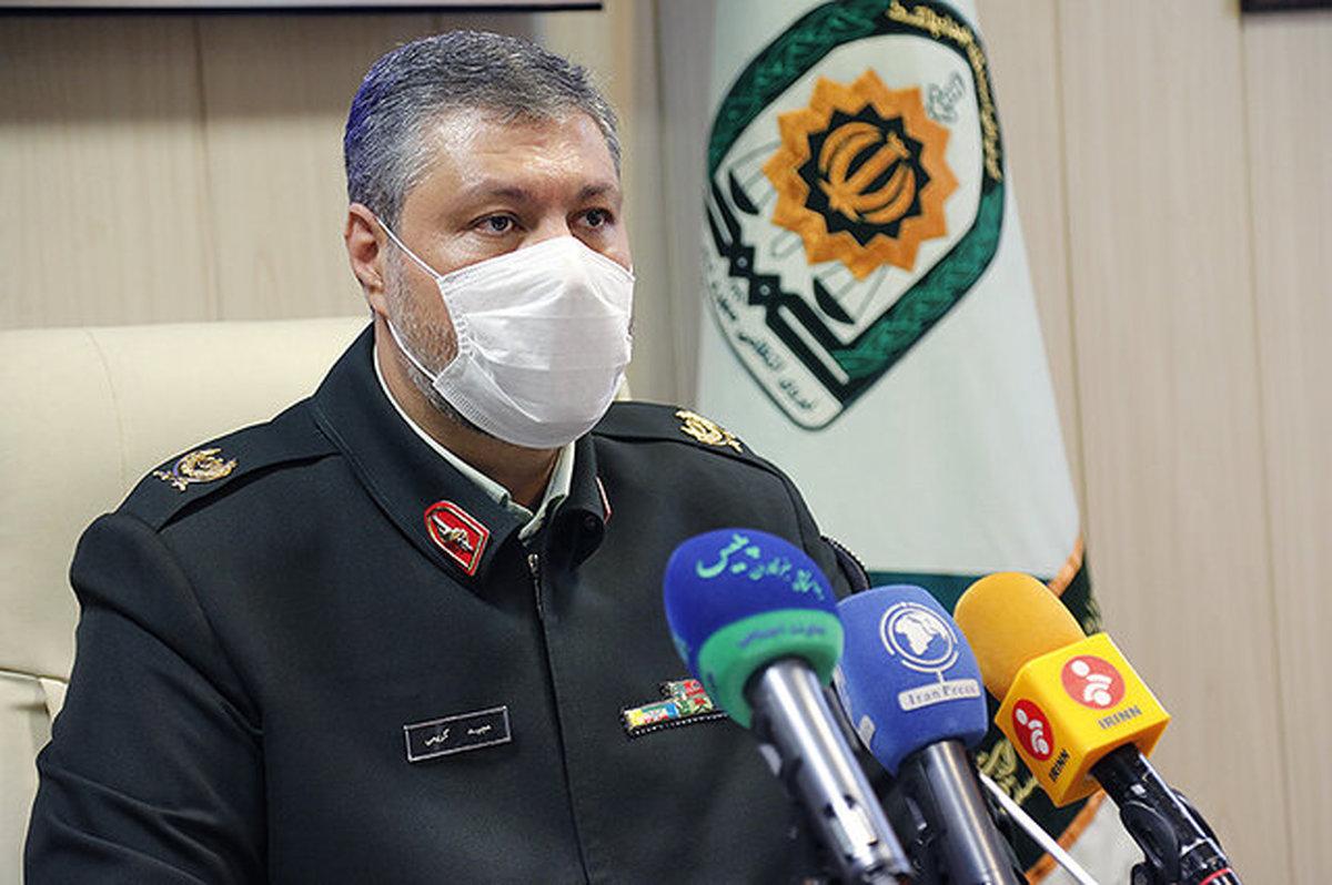 پلیس: ۴۷ درصد مرفین و ۲۷ درصد هروئین دنیا توسط ایران کشف میشود