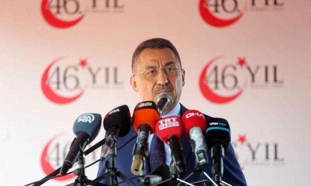 ترکیه |  در صورت درخواست باکو در اعزام نیرو به قرهباغ تعلل نخواهیم کرد