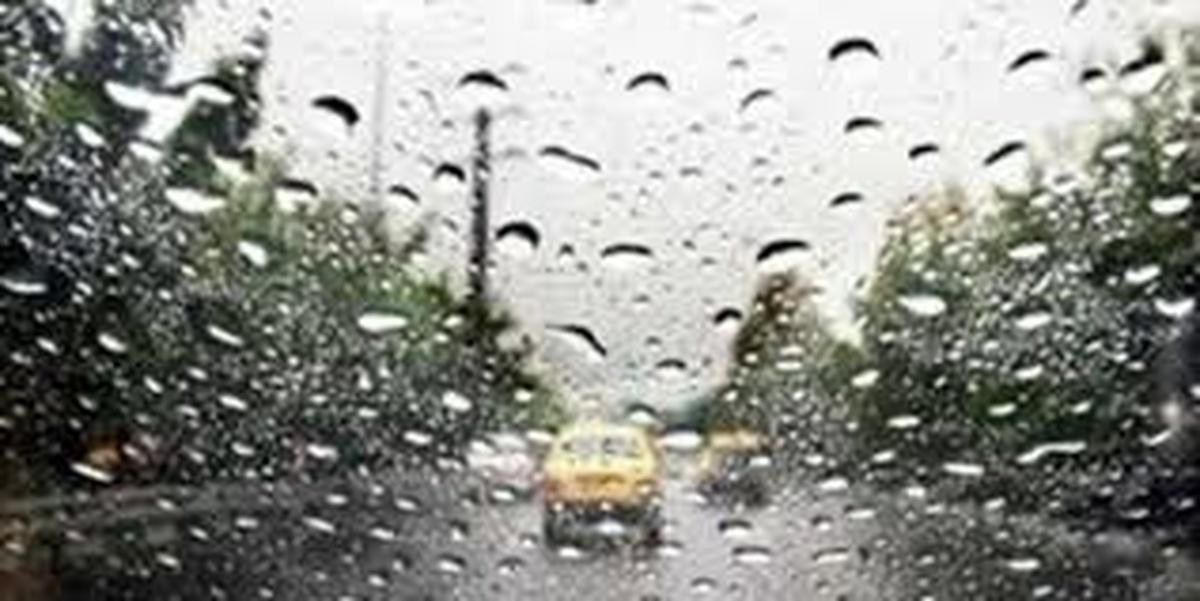 شکسته شدن رکورد بارندگیهای 32 ساله شهر تهران