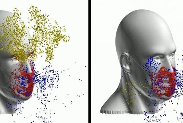 ابررایانه ژاپنی تأثیرگذاری دو ماسک در مقابله با کرونا را رد کرد