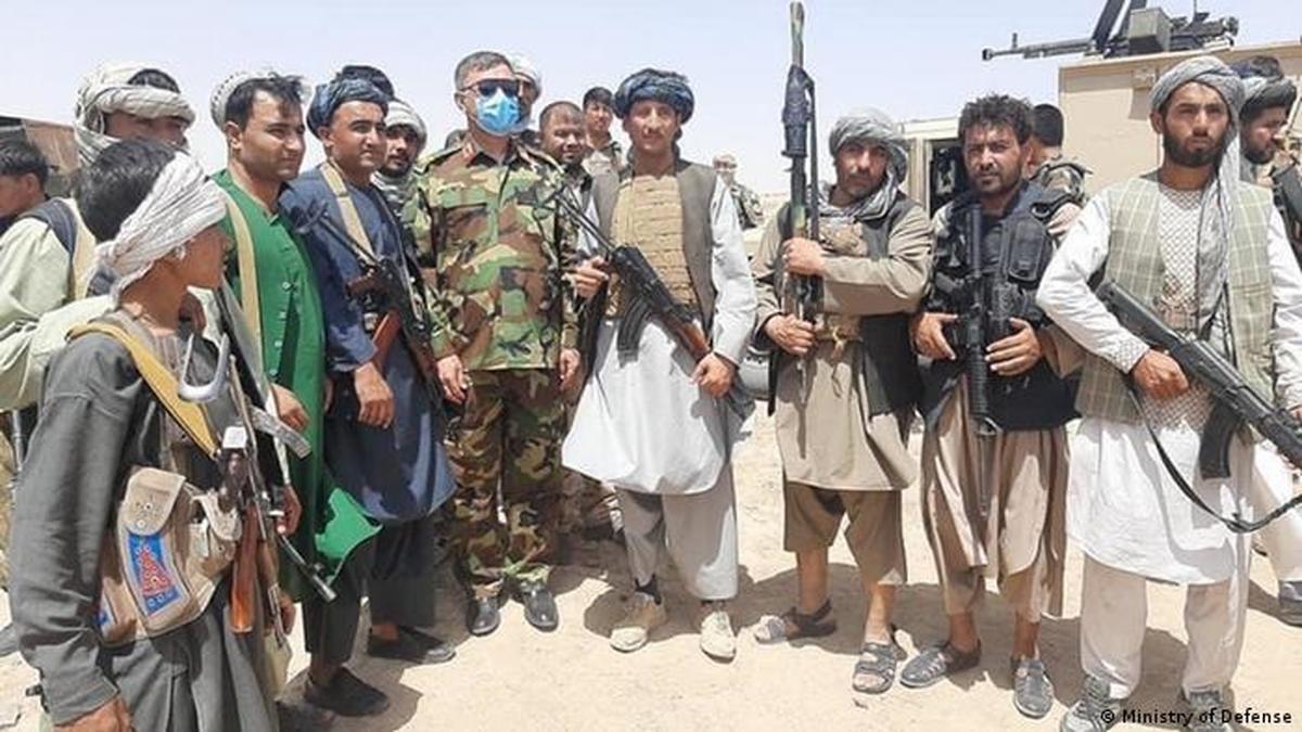 افشاگری یکسال پیش از حامیان اصلی و اقتصادی طالبان و جهادی ها در خاورمیانه + فیلم