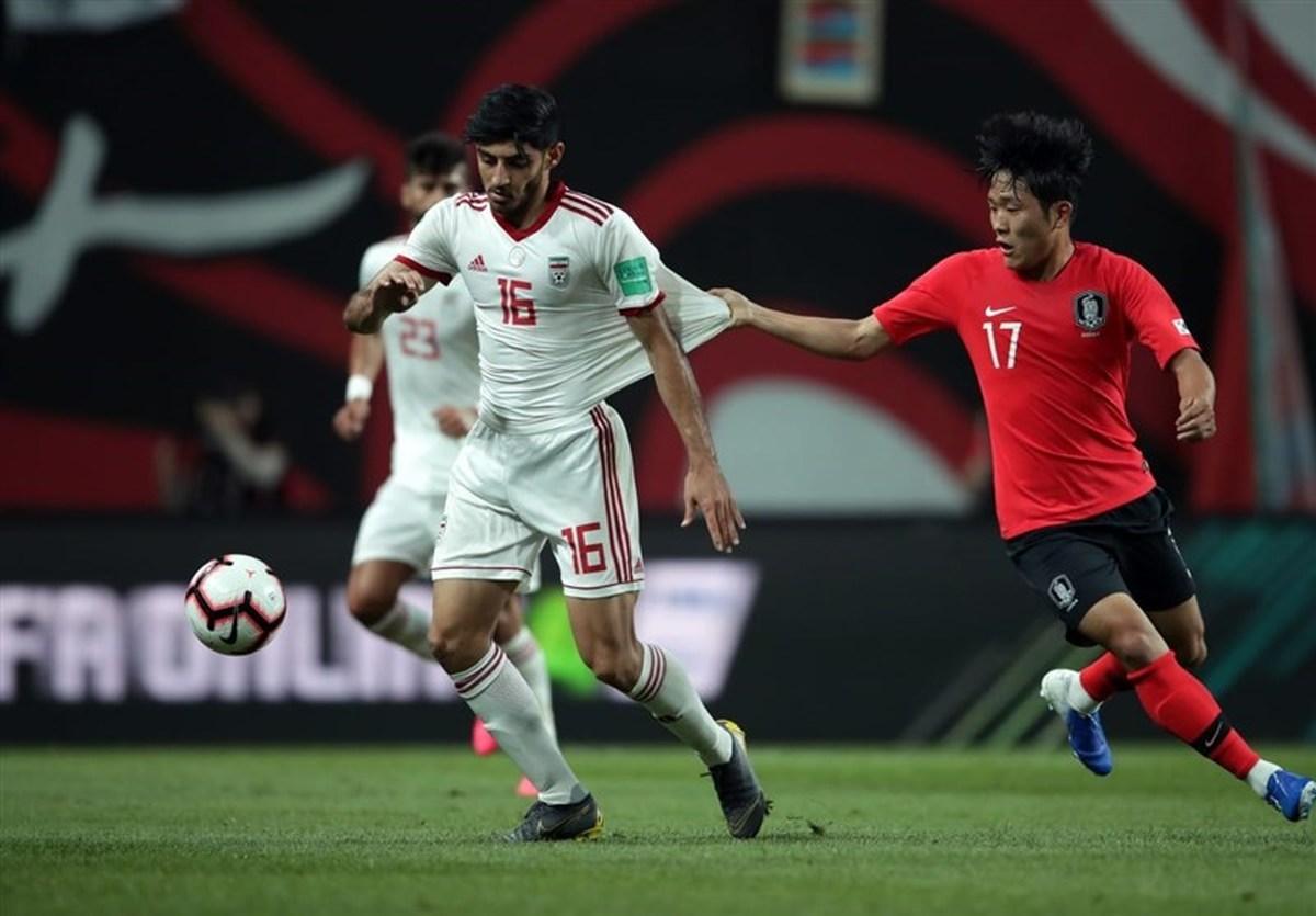 احتمال حضور ۱۰ تا ۱۵ هزار تماشاگر در دیدار ایران - کرهجنوبی در تهران