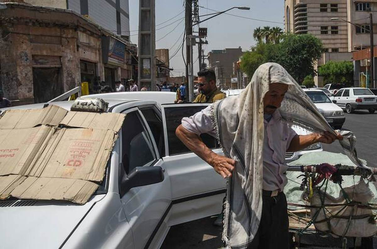 پیشبینی دمای بالاتر از ۵۰ درجه برای خوزستان