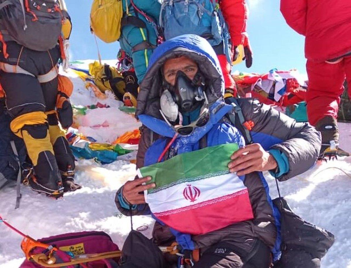 روایت عجیب صعود به اورست از زبان کوهنورد ایرانی | برای کوهنوردی ماشینم را فروختم!