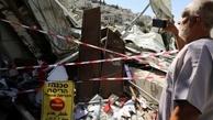 سازمان ملل: تخریب ۴۷۴ ساختمان متعلق به فلسطینیان در کرانه باختری