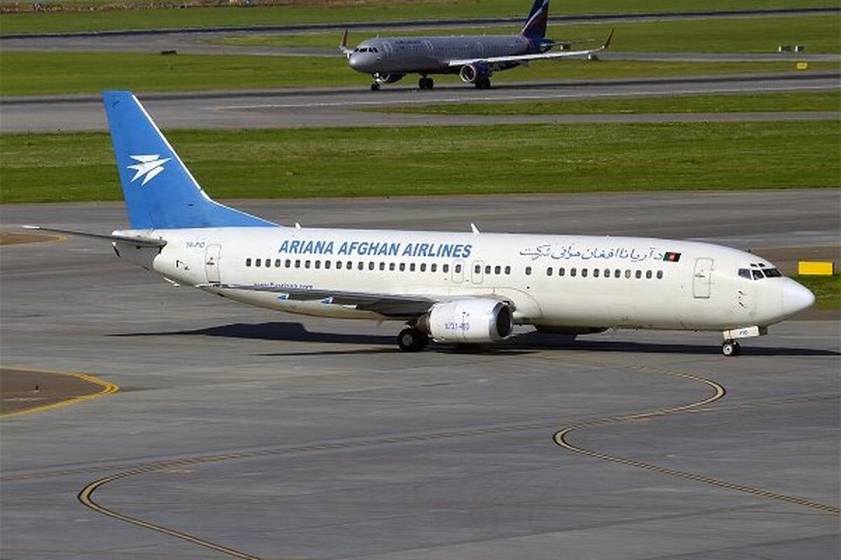 فرود اضطراری هواپیمای حامل نظامیان افغان در تاجیکستان